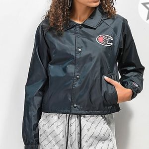 CHAMPION LOGO JACKET